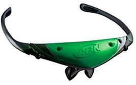 Nerf Firevision Sports Frames Green NEW Works With Any Firevision Equipm... - $9.17