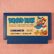 Donald Duck (Nintendo Famicom FC NES, 1988) Japan Import - $10.60