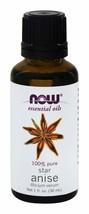 NOW Foods - Anise Oil - 1 oz. - $10.25