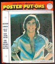 SHAUN CASSIDY Poster Put-On 1977 Sealed - $9.98