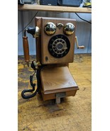Thomas Collector's Edition Country  Wall Mount Telephone Phone Replica pp-9 - $34.65