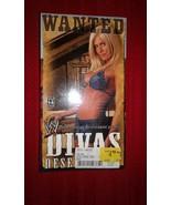 WWE - Wanted Divas Desert Heat VHS, 2003 Sealed - $40.00