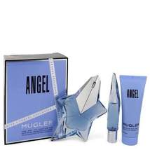 ANGEL by Thierry Mugler Gift Set -- 1.7 oz Eau De Parfum Spray Refillable + 0.3  - $88.90