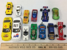 Toy Cars Hot Wheels Race Cars Diecast Golden Summer Tonka Vintage Lot of 13 - $10.88