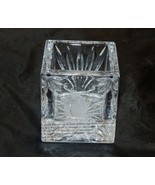Waterford Crystal Praying Hands Candle Votive - $19.80