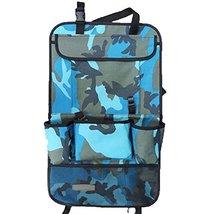 PANDA SUPERSTORE Multifunctional Beverage Bag Car Bags Car Seat Back Storage Bag image 1