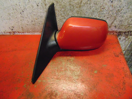 06 05 04 Mazda 3 oem red drivers side view left door power mirror - $34.64