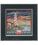 Lighthouse 2017 Spring Series  Buttons and Bead... - $12.60