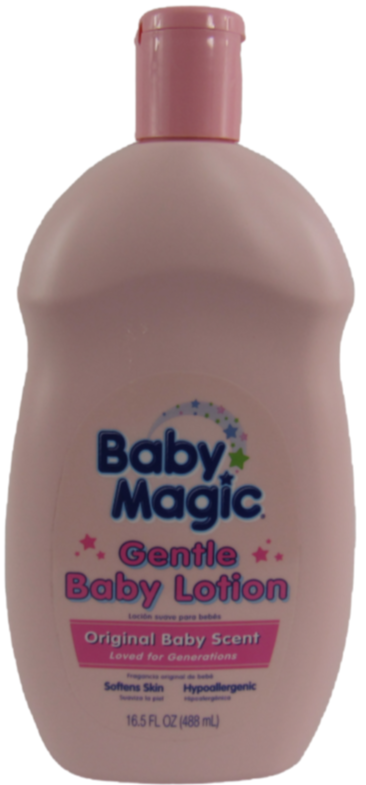 Primary image for Baby Magic Baby Lotion Gentle 16.5 Ounce Baby Scent (488ml) (2 Pack)
