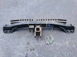 04-10 VW Touareg V10 TDi Westfalia Tow Towing Trailer Hitch