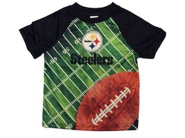 NFL Pittsburgh Steelers T-Shirt Field Design Gerber Youth Select Size - €14,83 EUR