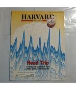 Harvard Magazine November 1994 Head Trip Voyage Discovery into Mind Brai... - $39.99
