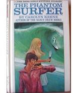 Dana Girls #6 PHANTOM SURFER white spine pc Nancy Drew author Keene NEAR... - $24.00