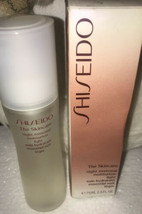 Shiseido The Skincare 2.5 oz Night Essential Moisturizer Light NEW IN BOX - $45.12