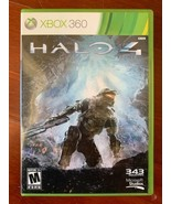 Halo 4 Microsoft Xbox 360 Game FPS/First Person Shooter - $15.88