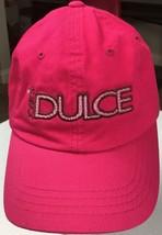 Jose's Dulce Pink Baseball Cap Women's Dad Caps Hats Snapbacks - $15.63