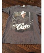 Vintage concert t-shirt Toby Keith Ford F Series Concert - $24.74