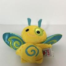 "Webkinz Ganz Zip A Peeking Zum Stuffed Animal Plush 6"" First Edition NO ... - $9.89"