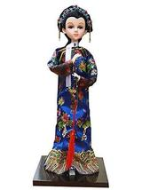PANDA SUPERSTORE Traditional Chinese Characteristic Dolls for Home Decoration, T