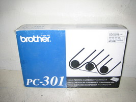 Brother Genuine PC301 Ribbon New OEM Print Cartridge For - Ppf 750 770 775 870mc - $20.00