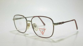 New Authentic Guess Gu 276 Rdm Red Eyeglasses Frame GU276 48-14-125 - $98.99