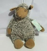 "Russ Plush Chester Lamb Stuffed Animal Rolling Meadows 11"" Brown Black #16796 - $17.45"