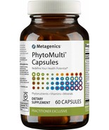 PhytoMulti 60 Capsules Redefine Your Health Potential  Metagenics  - $49.50
