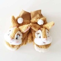 Tokyo Disney Resort limited Miss bunny plush doll gloves Brown  - $57.42