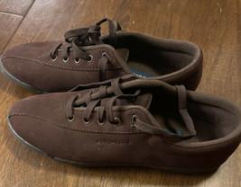 Easy Spirit Women's Soft Brown Tennis Shoe Size 8.5 - $14.85