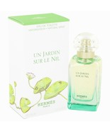 Un Jardin Sur Le Nil By Hermes Eau De Toilette Spray 1.7 Oz 445533 - $90.90