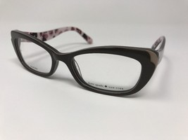 NEW Kate Spade KS Larianna Eyeglasses 0W53 Brown Nude 100% AUTHENTIC Y607 - $67.56