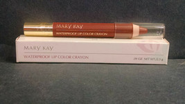 Mary Kay Waterproof Lip Color Crayon, 3258 Ultimate Tan, 0.09 Ounces - $9.04