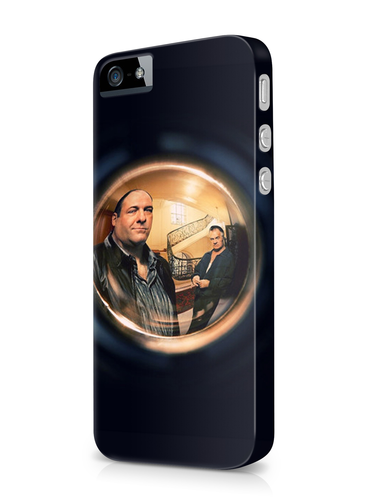 The Sopranos Mob gangster bada bing Tony cover case for iPhone 7