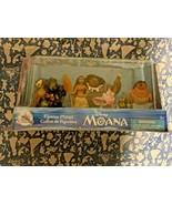 Disney Moana Figure Play Set New - $21.99