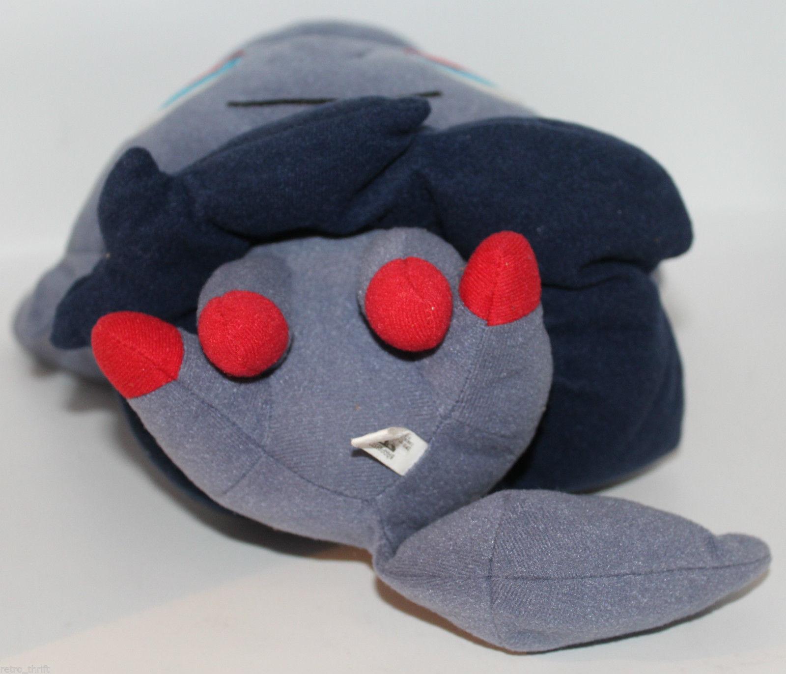 "Pokemon Zorua 12"" Plush Doll Banpresto 2010 46940"