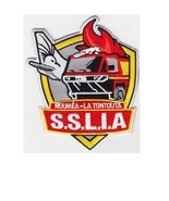 France Sapeurs Pompiers Aérodrome SSLIA Noumea la Tontouta Service d'Inc... - $10.99