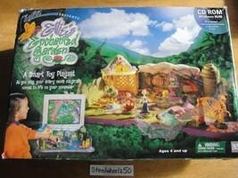 Ellie's Enchanted Garden Pc Game Zowie Ellies 1999 Rare - $49.95