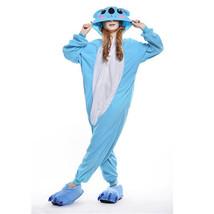 Adults' Kigurumi Pajamas Koala Onesie Pajamas Polar Fleece Blue Cosplay ... - $3.99+