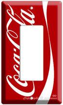 COKE COCA COLA DECORA LIGHT SWITCH COVER WALL PLATE VER - $8.09