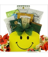 Sugar Free Smiles: Get Well Gift Basket - $59.99