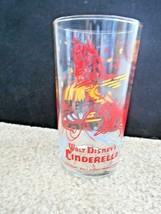 Walt Disney Cindrella 6 oz. Glass - $7.91