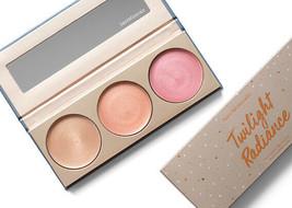 bareMinerals Twilight Radiance Highlighter Trio Palette ~ Brand New in Box! - $19.99