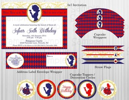 Snow White Complete Birthday Party: Printable, Custom, Princess, With In... - $20.00