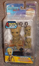 2017 NECA Guardians Of The Galaxy Baby Groot Limited Edition Gift Set NIP - $74.99