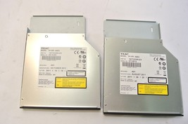 Teac DV-28S-WZ3 DVD 8X DVD 24X CD SATA H3 Slim Optical Drive, Qty 2 - $10.50