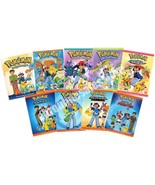 Pokemon Anime TV Series Complete All 1-9 Seasons DVD Set Collection Epis... - $395.99