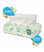2 Pack Of Kleenex Luxury High Quality Naturals Facial Tissue, 2-Ply 125 Sheets - $8.90