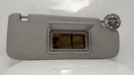 2004-2012 Chevrolet Malibu Passenger Sunvisor Sun Visor Gray R8S32B25 - $16.82