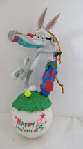 Christmas Warner Bros. 1997 Bugs Bunny Playing Golf Ornament - $5.89
