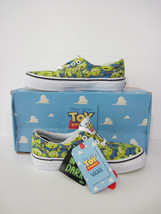 New Vans x Disney Toy Story ERA Alien Buzz Lightyear Skate Glow in Dark ... - $49.49